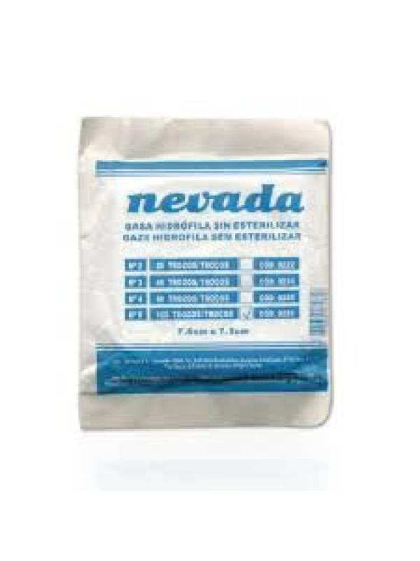 GASAS NEVADA NO ESTERIL X 120