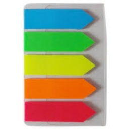 POST IT  FLECHAS X 125 DE PAPEL