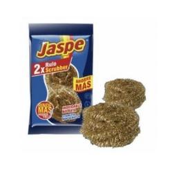 ESPONJA BRONCE JASPE X 2