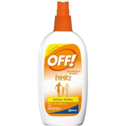 OFF SPRAY X 200 CC
