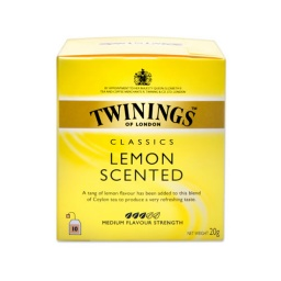 TE TWININGS X 10 UNID. LEMON SCENTED