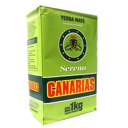 YERBA CANARIAS SERENA 1 KG.