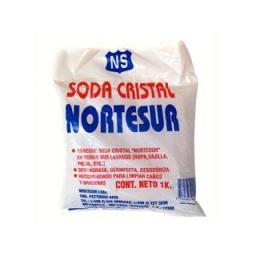 SODA CRISTAL X 1 KG