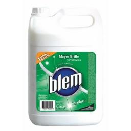 BLEM INCOLORO X 5 LTS