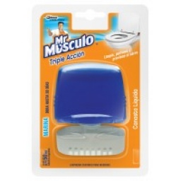 MR. MUSCULO CANASTA LIQUIDA C/APARATO