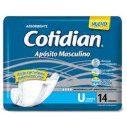 COTIDIAN APOSITOS MASCULINO X 14