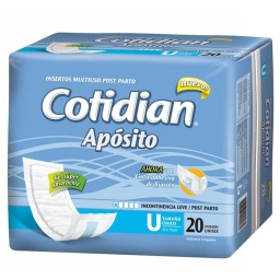 COTIDIAN APOSITOS X 20