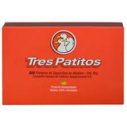 FOSFORO TRES PATITOS X 222