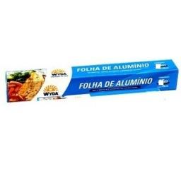 PAPEL ALUMINIO ROLLO 30 X 100 METROS
