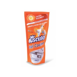 MR. MUSCULO DOY PACK COCINA 450ML