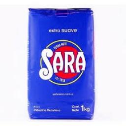 YERBA SARA SUAVE X 1 KILO