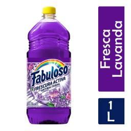 FABULOSO X 1 LITRO FRESCA LAVANDA
