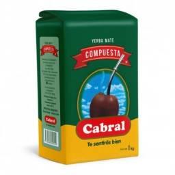 YERBA CABRAL COMPUESTA X 1K