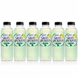 LIMONADA SALUS 600ML FUNDA X 6