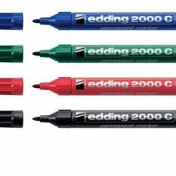 MARCADOR EDDING 2000 ROJO