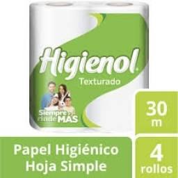 P.H  HIGIENOL TEXTURADO X 4 ROLLOS