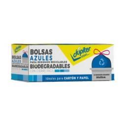 BOLSA RESIDUOS JUPITER 50X55CM  CAJA X 10