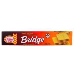GALLETITAS EL TRIGAL OBLEA BRIDGE X 140GRS
