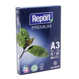 REPORT A3 75 GR X 500 UNIDADES