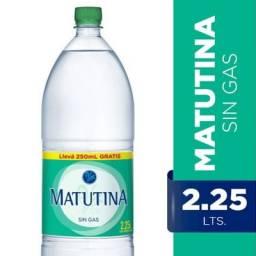 MATUTINA PET SIN GAS X 6 2.25L