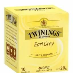 TE TWININGS X 10 UNIDADES EARL GREY