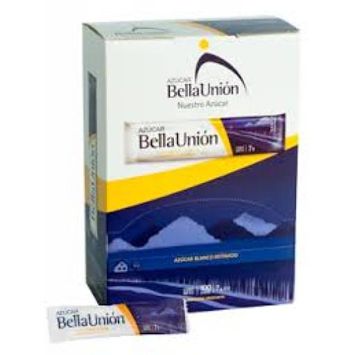 AZUCAR BELLA UNION EN STICK X 100