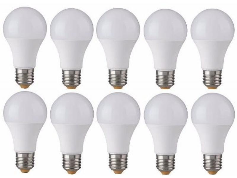 LAMPARA LED 7W E27 CALIDA
