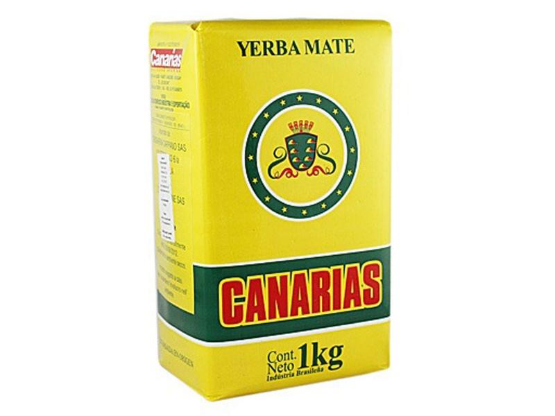 YERBA CANARIAS 1 KG.