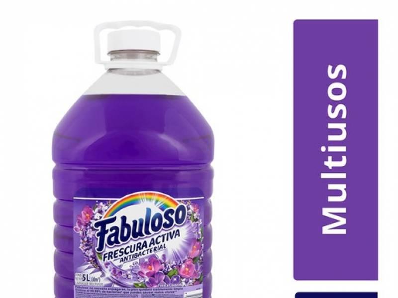 FABULOSO X 5 LITROS LAVANDA ANTIBACTERIAL